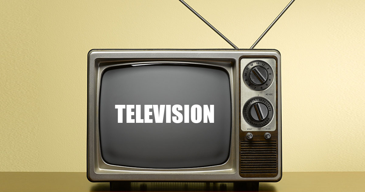 Television OpenGraph Image